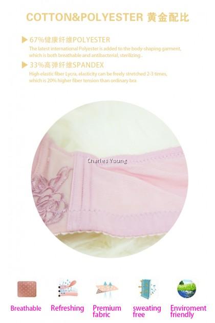 CY 152 A B C Cup LACE Wire Bra For Women Ladies 2020 Breathable Underwear Female Fashion Push Up Bra Comfort Bra 4 Colors Women Bra Lingerie / BAJU DALAM PEREMPUAN