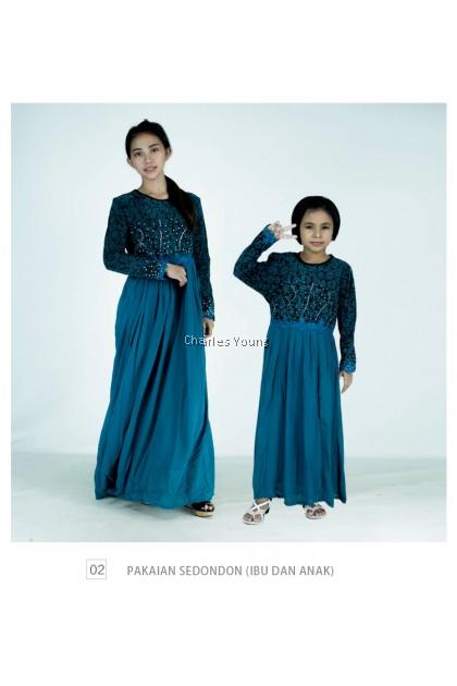 CY 1353 PLUS SIZE WOMAN JUBAH DRESS MUSLIMAH / JUBAH KURUNG  DEWASA PEREMPUAN  / Jubah Wudhu Friendly / Jubah Sedondon