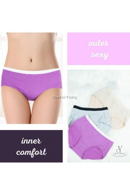 CY  2550  Panties Spender Seluar Dalam Perempuan Wanita Moden / Woman Underwear / Seluar Dalam perempuan