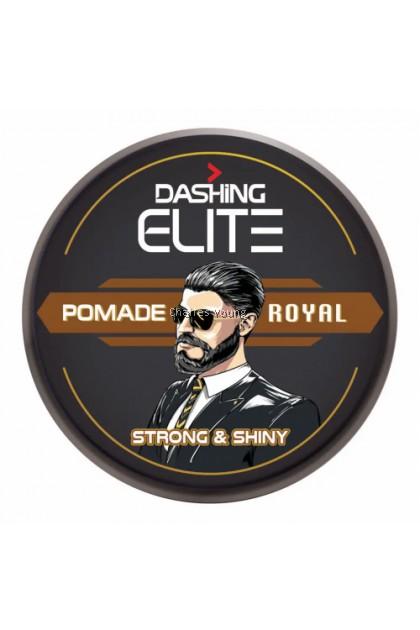 Dashing Elite Hair Wax Pomade Strong & Shiny (75g)