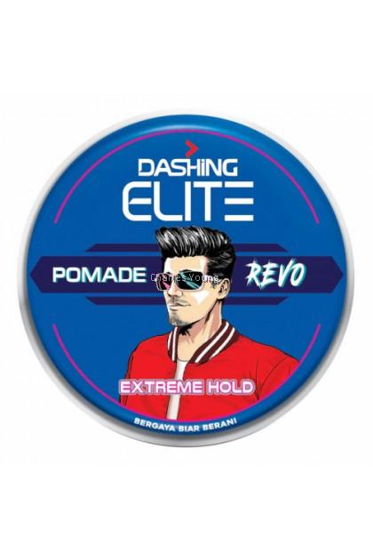 Dashing Elite Hair Wax Pomade Extreme Hold (75g)