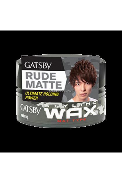GATSBY Styling Wax Mat Type ( 80g)
