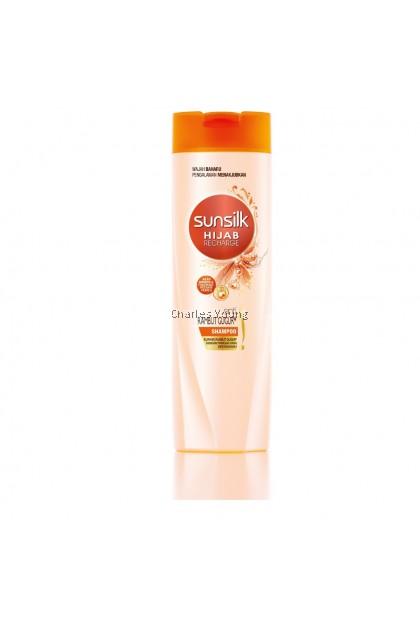 SUNSILK Hijab Recharge Anti Rambut Gugur Shampoo 70ML 160ML 320ML