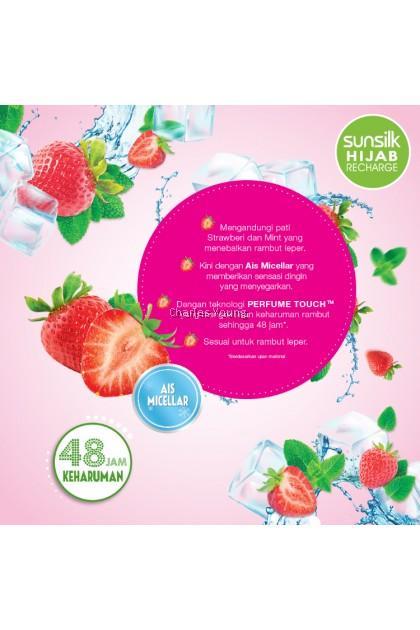 SUNSILK Hijab Recharge Segar&Anti Rambut Leper Shampoo 70ML 160ML 320ML